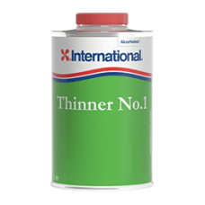 International Thinner No. 1